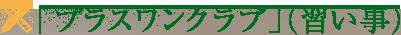 プラスワンクラブ(習い事)