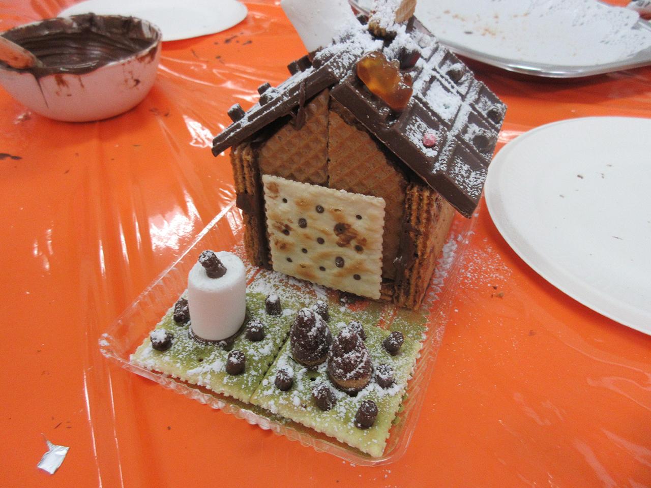 素敵な思い出になりました!お菓子の家