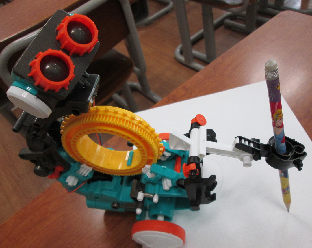 4時間の本格ロボット工作!1