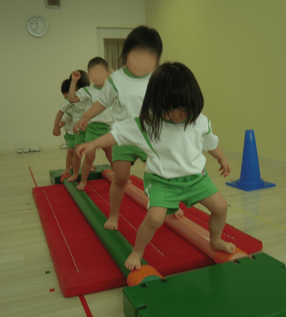 子供たちの運動2