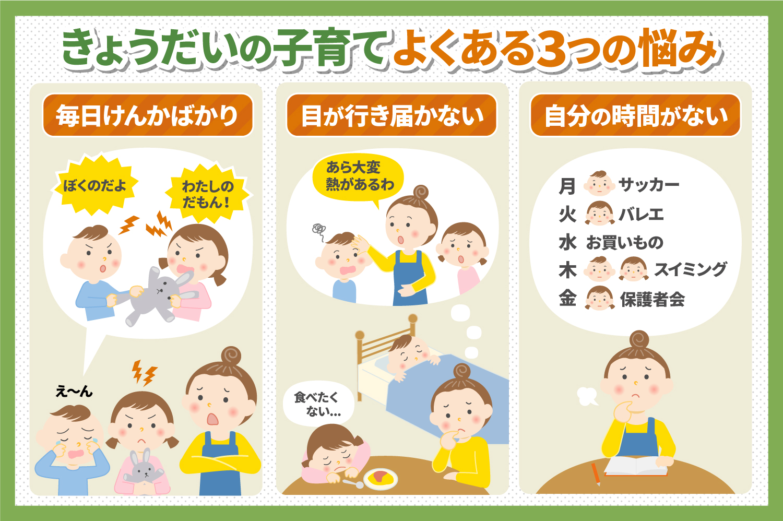 どうしたらきょうだいの子育てはうまくいく?その秘訣を解説